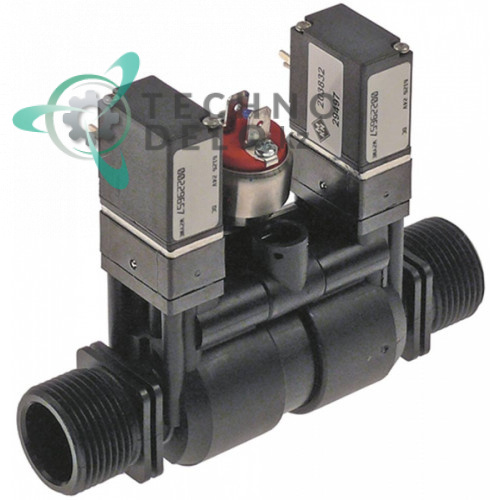 Блок-соленоид 24VDC (постоянный ток) 203832 печи MKN и др.