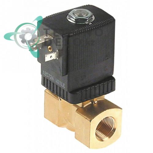 Клапан электромагнитный Burkert 6213 230VAC 3/8 0K0670 для варочного котла Electrolux, Juno