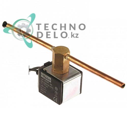 Клапан электромагнитный Parker YB09 NC 230V d4мм 3740021 для Emainox