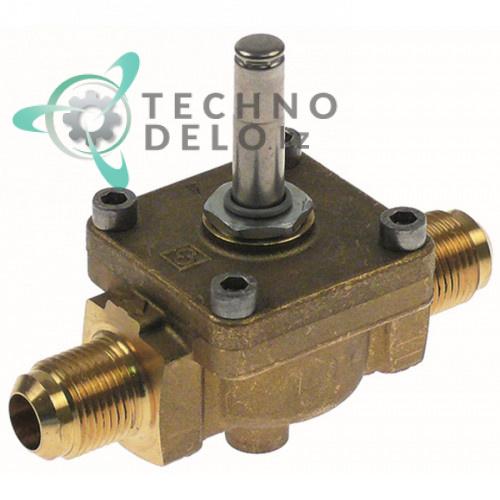 Корпус клапана Castel NC 1090/5S тип резьбы 5/8 SAE L120мм