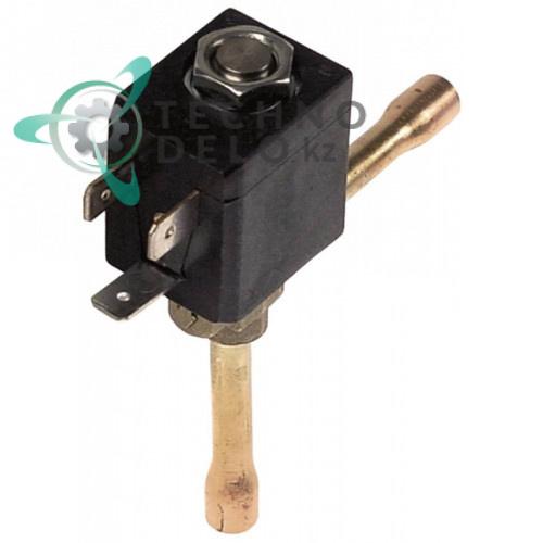 Клапан электромагнитный CEME 5925 230В 6мм соединение -45 до +125°C RF000532 для льдогенератора Brice Italia, EurFrigor