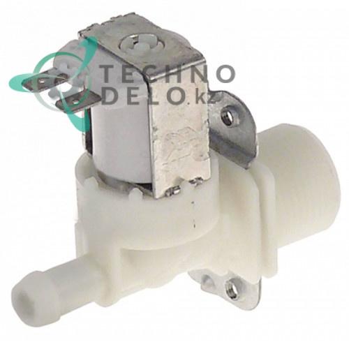 Клапан электромагнитный одинарный Elbi 230VAC 3/4 d11.5мм 086648 0T4545 для Icematic, Scotsman и др.