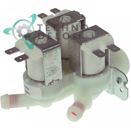 Клапан электромагнитный тройной Elbi 230VAC 3/4 d11.5мм C23174 для Brema