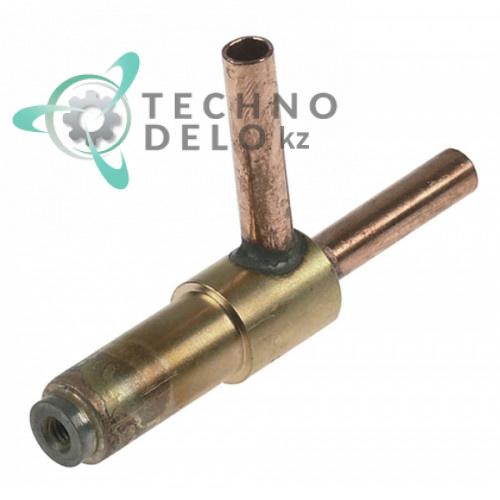 Корпус 20853 клапана угловой d6мм для льдогенератора Brema