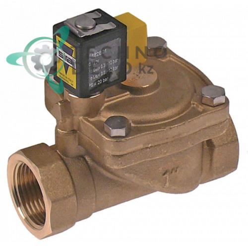 Клапан электромагнитный Sirai L182 1 дюйм L105мм ZB10A 230VAC 525839 для Primus, Whirlpool и др.