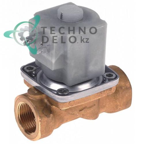 Клапан электромагнитный Danfoss 240VAC L90мм для Fagor и др.