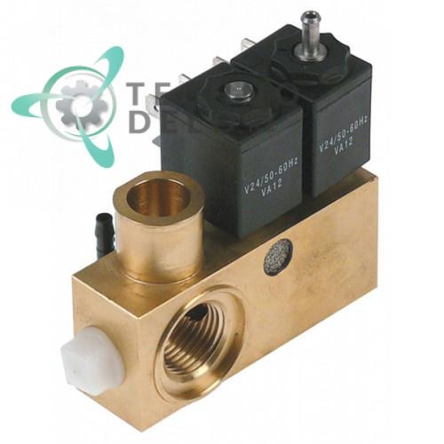 Блок-соленоид VA12 24V d21мм 0280026 для Henkelman Jumbo 35/42/B35