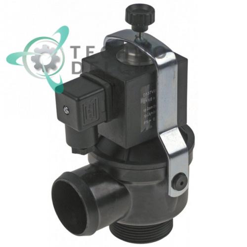 Клапан сливной электромагнитный Sirai Z923G 230V D46мм 0300066 для Lamber