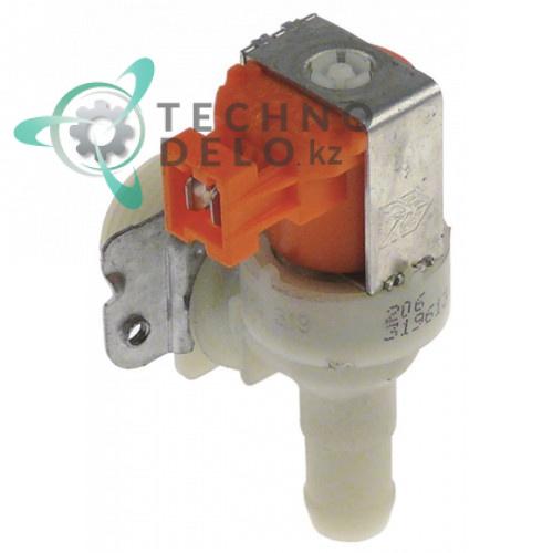 Клапан электромагнитный одинарный 230VAC 3/4 d14.5мм 049452 для Electrolux LB5DPG/LS10/LS8UK3 и др.
