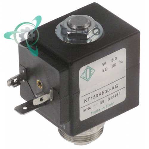 Клапан электромагнитный ODE M22x1 BDV08220BW 230VAC 405620 для кофемашины Conti