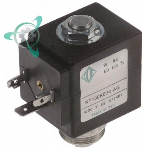 Клапан электромагнитный ODE M22x1 230VAC для кофемашины Conti