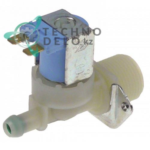 Клапан одинарный TP 230VAC 8VA вход 3/4 выход d11.5мм 3 л/мин 02016 для Animo и др.