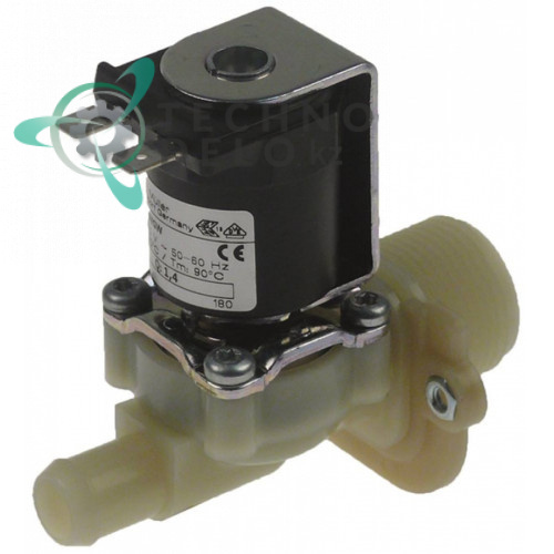 Клапан электромагнитный Muller 230VAC 3/4 d14.5мм 1,4л/мин 679572 кофемашины Melitta