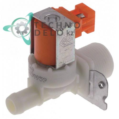 Клапан соленоидный 0L0568 для машины посудомоечной Zanussi/Electrolux 400100 и др.