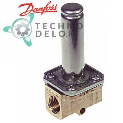 Корпус электромагнитного клапана Danfoss EV210B NC резьба G1/4 L35мм