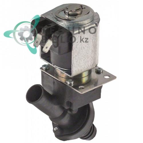 Клапан сливной электромагнитный ASCO 240V d17/d19мм 323785 для Hobart