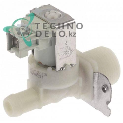 Клапан электромагнитный одинарный Elbi 329 24В 3/4 d14.5мм 0L2327 для Electrolux