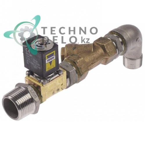 Клапан электромагнитный в комплекте Sirai 3/4AG 1AG Z610A 230VAC 00065310 для Elframo, Komel
