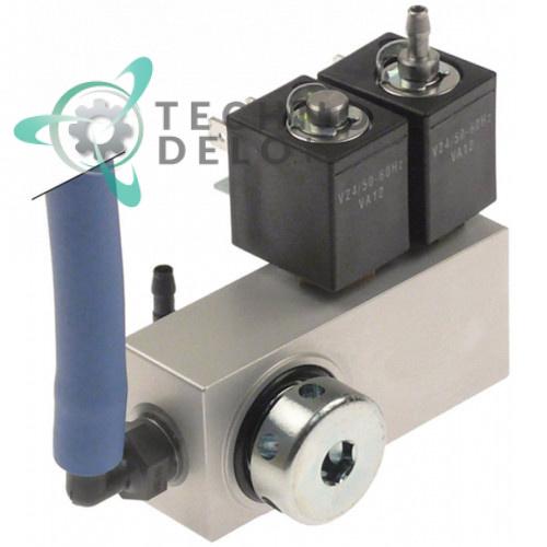 Блок-соленоид 24VAC (переменный ток) VA12 0280039 для Henkelman Mini Jumbo