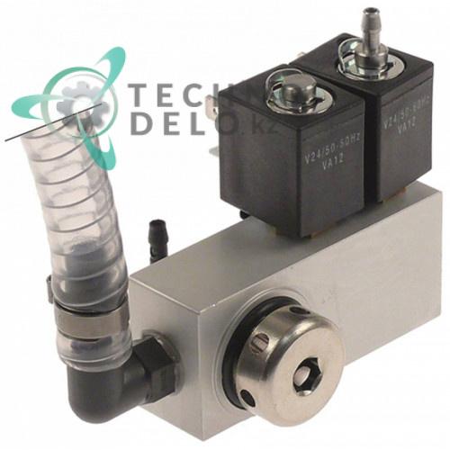 Блок-соленоид 24VAC (переменный ток) VA12 0280035 для Henkelman Jumbo Plus и др.