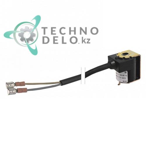 Катушка электромагнитная Muller 5349 230VAC кабель L2000мм 30020324 печи Küppersbusch, Rational и др.