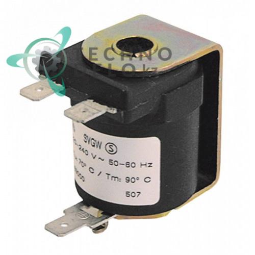 Катушка электромагнитная Muller 4481 230VAC (переменный ток) 5001066 для Convotherm, Meiko и др.