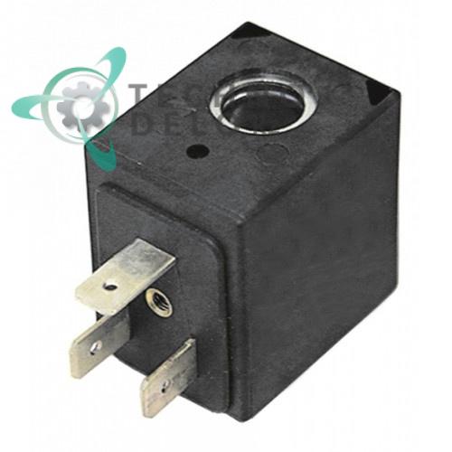 Катушка электромагнитная Sirai 24VAC 10VA Z610A Ø10мм 630948 для Angelo Po, Comenda, Elframo, Silanos и др.