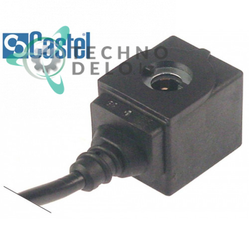 Катушка Castel CM2 8VA, клапана льдогенератора Brema, Electrolux, NTF и др.