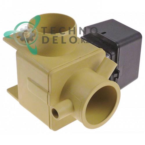 Клапан сливной MDB-O-3RA 230В d76мм 50340050051 для Grandimpianti, Polimatic, Primus и др.