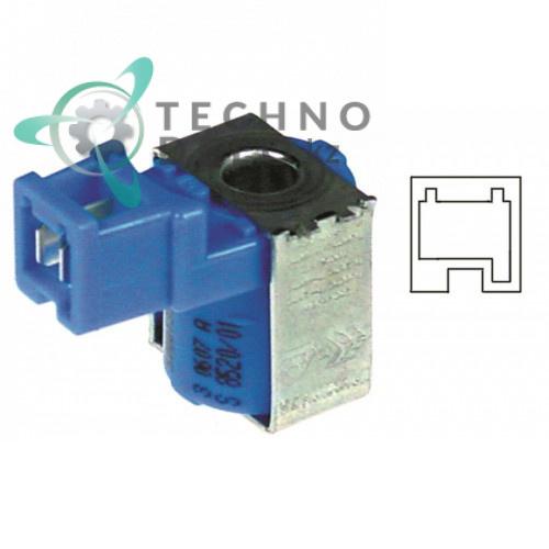 Катушка электромагнитная 230VAC кодированный штекер