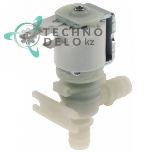 Клапан электромагнитный одинарный RPE 230В d12мм 198655 для Icematic, Scotsman, Simag