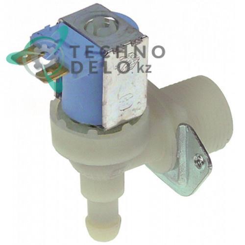 Клапан электромагнитный одинарный TP 230VAC 3/4 d11.5мм 3 л/мин 926117 для Brema, Brice Italia и др.