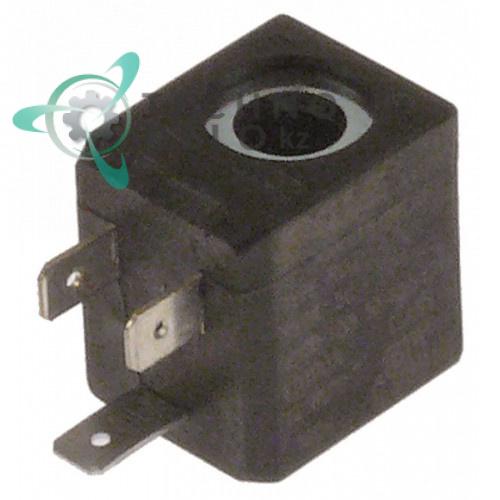 Катушка электромагнитная 100/120VAC (переменный ток) 17W R04 разъём DIN для Elmeco и др.