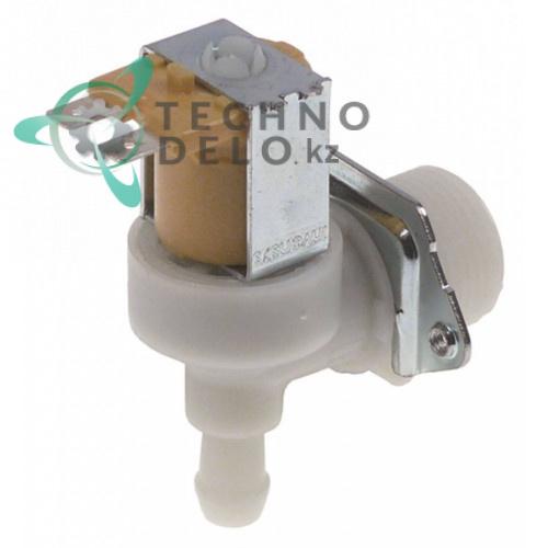 Клапан электромагнитный Invensys одинарный 24VDC 3/4 d11.5мм 9625747 9686158 для Meiko и др.