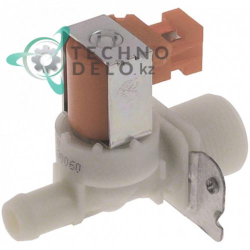 Клапан электромагнитный 0L0567 ELBI 230В для посудомоечной машины Zanussi/Electrolux и др.