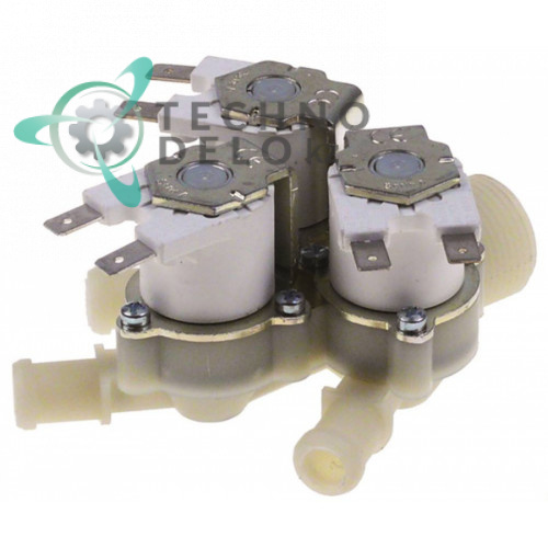 Клапан электромагнитный RPE 24В 3/4 d14мм 1,2 л/мин 032111 для печи Houno 1.06/1.08/1.10 и др.