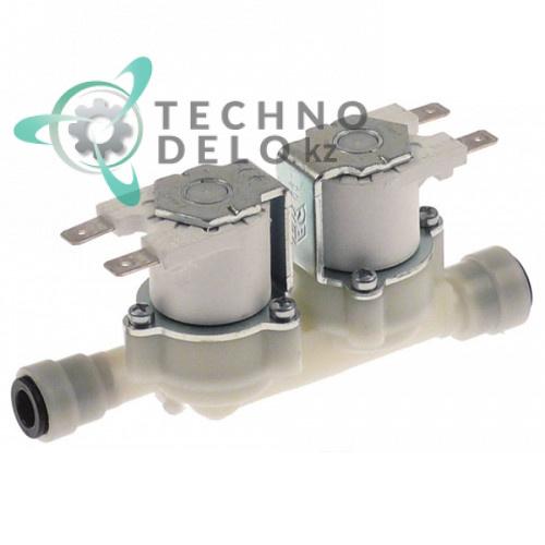 Клапан электромагнитный RPE EL1361A KEL1360A для UNOX XBC1005, XVC505, XVC705 и др.