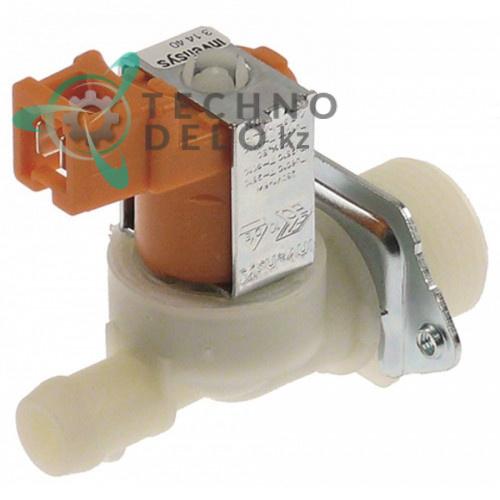 Клапан электромагнитный Invensys 230VAC 3/4 d14мм 0L0776 0L3447 для Electrolux, Winterhalter и др.