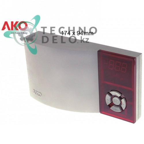 Контроллер AKO D14632 174x94x42мм -50 до +99°C 230VAC датчик NTC