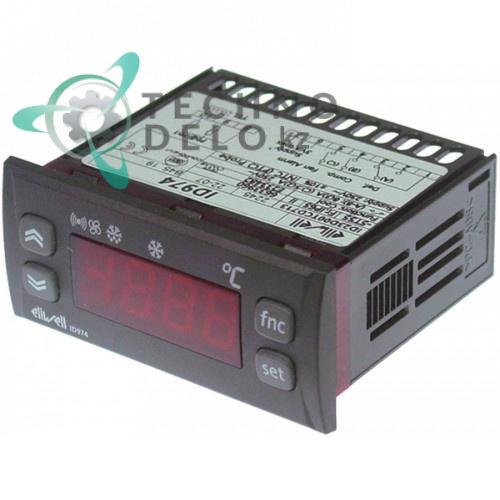 Регулятор электронный ELIWELL 034.378091 universal service parts