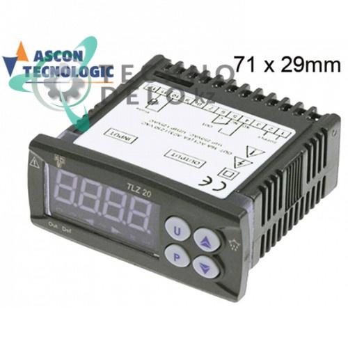 Электронный регулятор TECNOLOGIC 196.378119 service parts uni