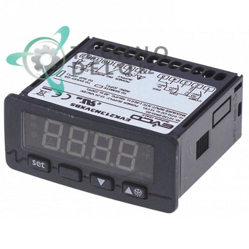 Блок электронный управления EVCO EVK213N3VXBS для оборудования Angelo Po, Bonnet, Sagi и др. / universal service parts