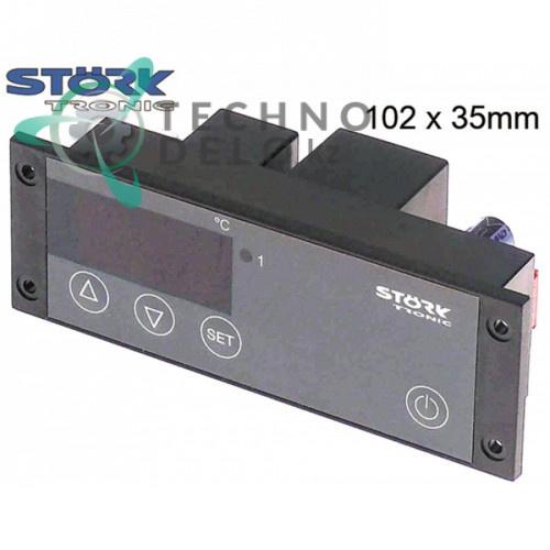 Электронный регулятор  STORK-TRONIK 196.378163 service parts uni