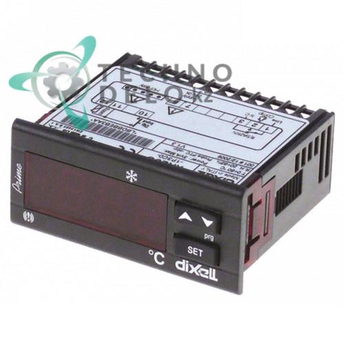 Контроллер температурный Dixell XR20C-1P3C0 24V тип датчика NTC/PTC 3006120 для Dihr, Kromo, Olis и др.