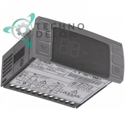 Контроллер Dixell XR06CX-5N0C1 71x29 230VAC датчик NTC DEF 8A FAN 8A GN650BT R00085 для Amatis, Amitek, Forcar и др.