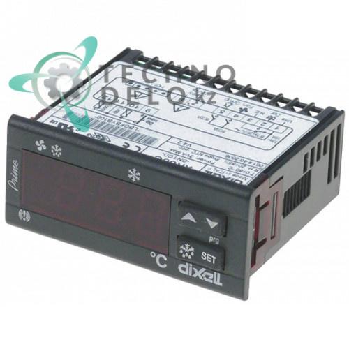 Контроллер EVCO EVK411 71x29мм 12VAC/VDC датчик PTC 22192002 22192005 22192009 для Elframo ETS15, LP60, LP70 и др.