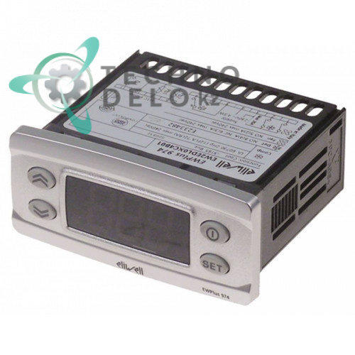 Kонтроллер Eliwell EWPlus 974 для холодильного оборудования Desmon