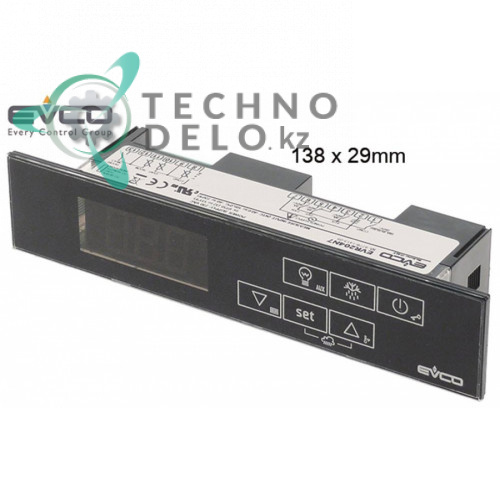 Блок электронный управления EVERY CONTROL 034.378357 universal service parts