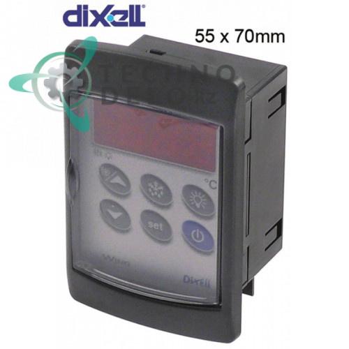Контроллер Dixell XW20VS-5N0C0 55x70x40мм 230VAC NTC/PTC холодильного оборудования общественного питания и др.