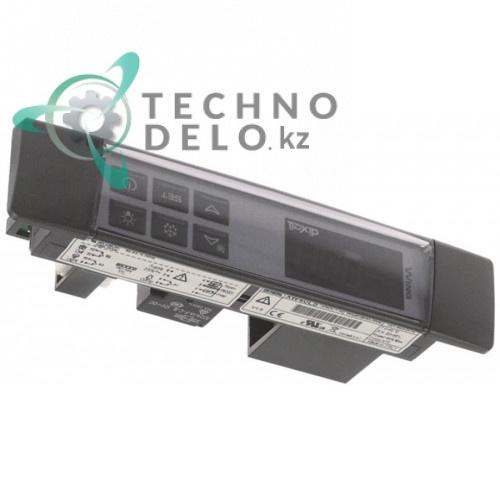Контроллер Dixell XW40LS-5N0C1 150x30x50мм 230VAC датчик NTC/PTC IP65 -50 до +150°C холодильной камеры и др.